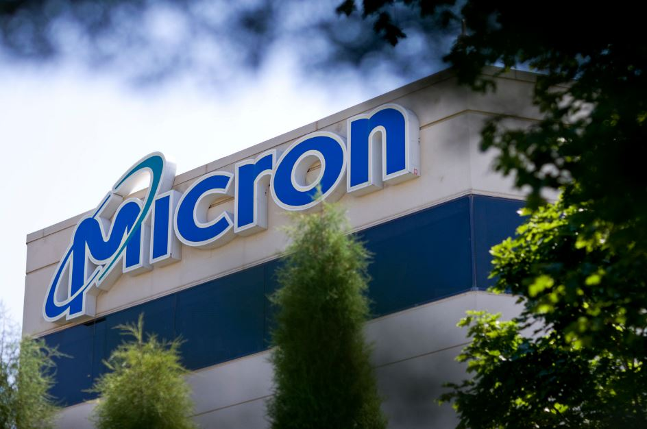 Micron semicondutors