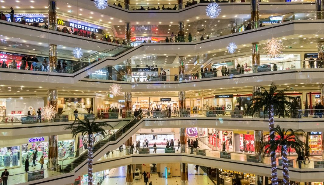Alibaba's retail platform